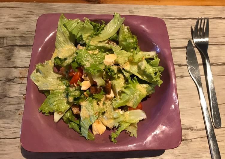 Recettes Salade César