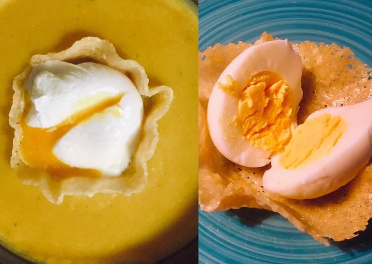 Nasce prima l'uovo sodo.. o quello in camicia? 🥚