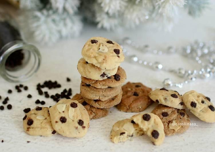 Cinnamon cookies chocochip