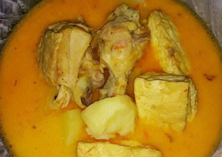 Resep Gulai ayam sumer yang Sempurna