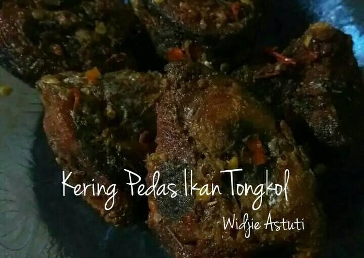 Kering Pedas Ikan Tongkol