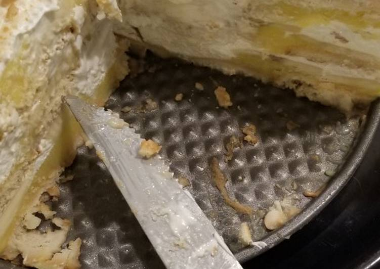 How to Cook Perfect Banana Pudding Icebox Cake