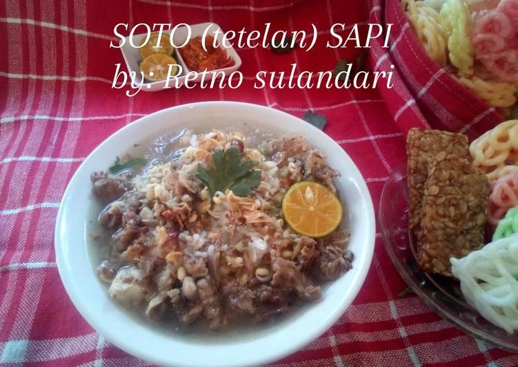 #21 SOTO (tetelan) SAPI