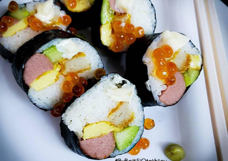 Mix Yummy Sushi