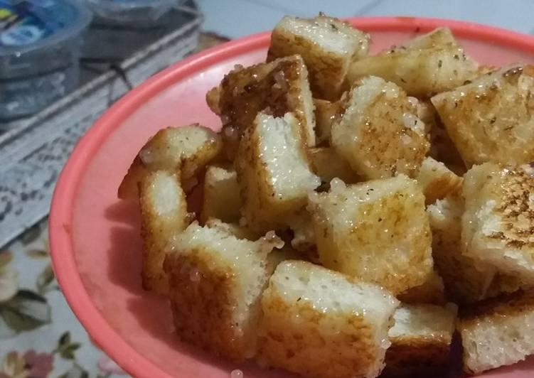 RoSuKa (Roti Susu Karamel) Mantab