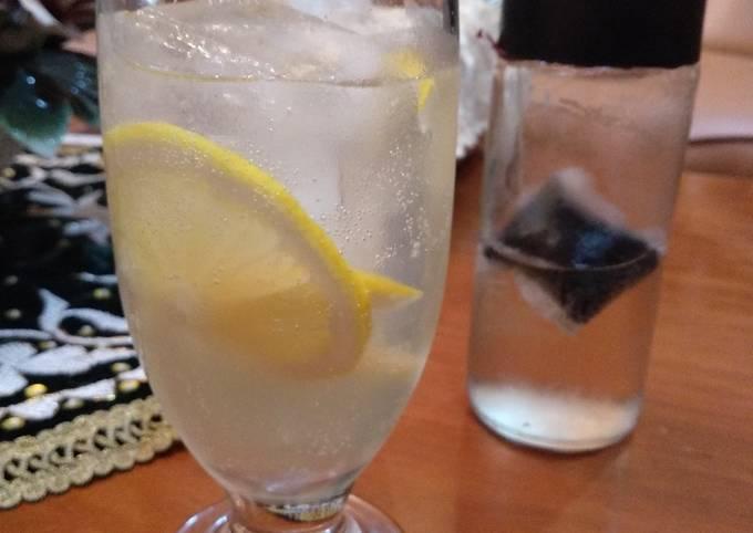 Tea Lemon Soda