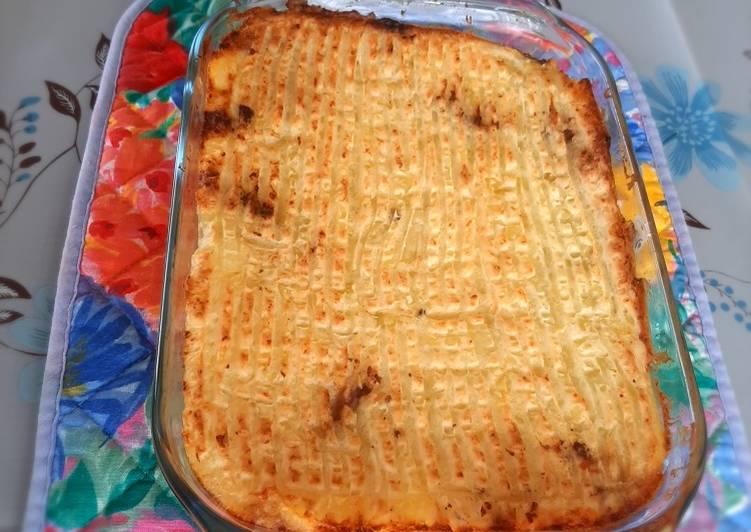 Easiest Way to Prepare Speedy Shepherd's pie
