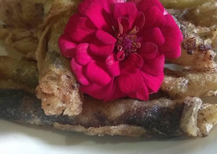 Sweet Spring Roll/Lumpia Manis (Camilan simple mudah dibuat)