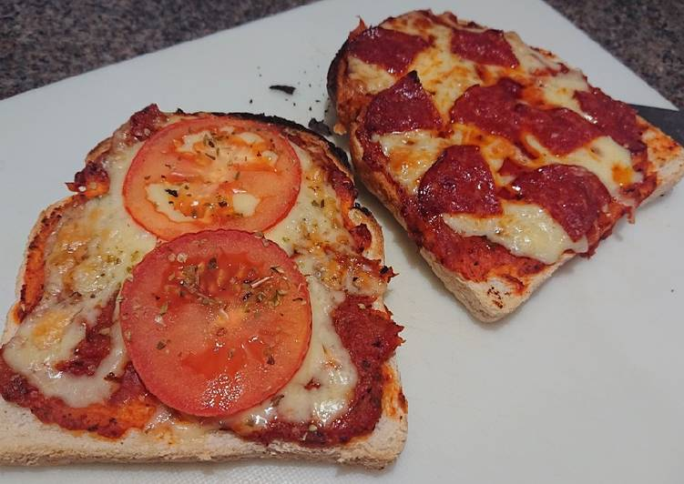 Recipe of Award-winning Pizza Toast
