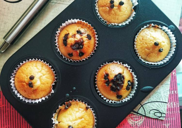 Steps to Prepare Any-night-of-the-week 20 minute muffins