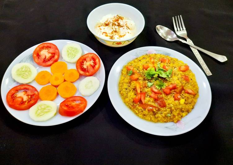 Foods That Can Make Your Mood Better Multigrain khichdi