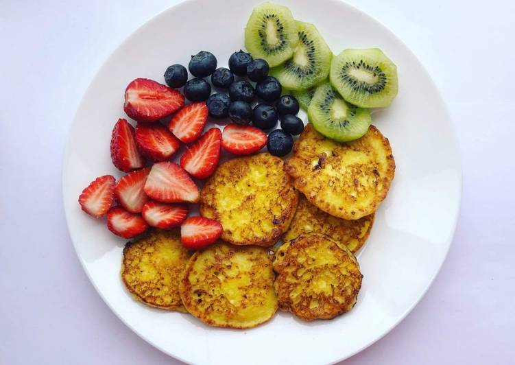 Foods That Make Your Mood Better Cottage Cheese Pancakes