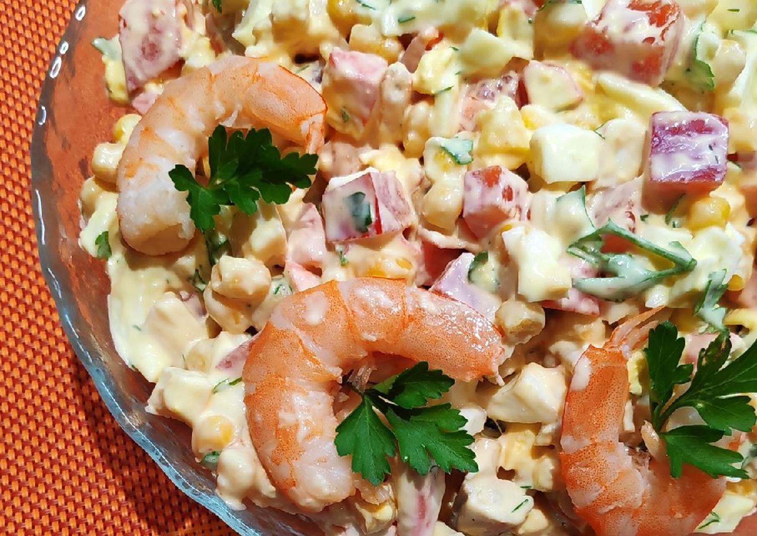 фото лучшие салаты из морепродуктов рецепты с фото лайкать