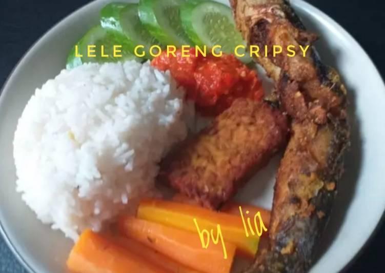 Lele Goreng Cripsy