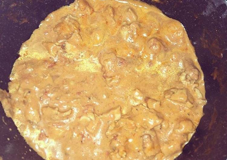 How to Prepare Award-winning Easiest Butter Chicken