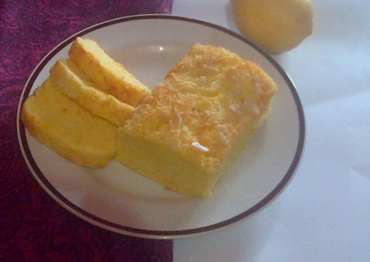 Bolu Hongkong Lemon Keju