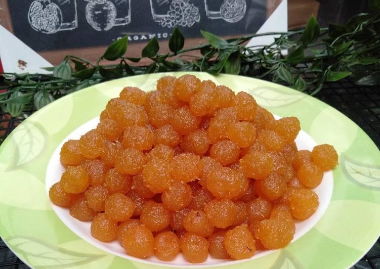 Selai nanas(isian nastar)