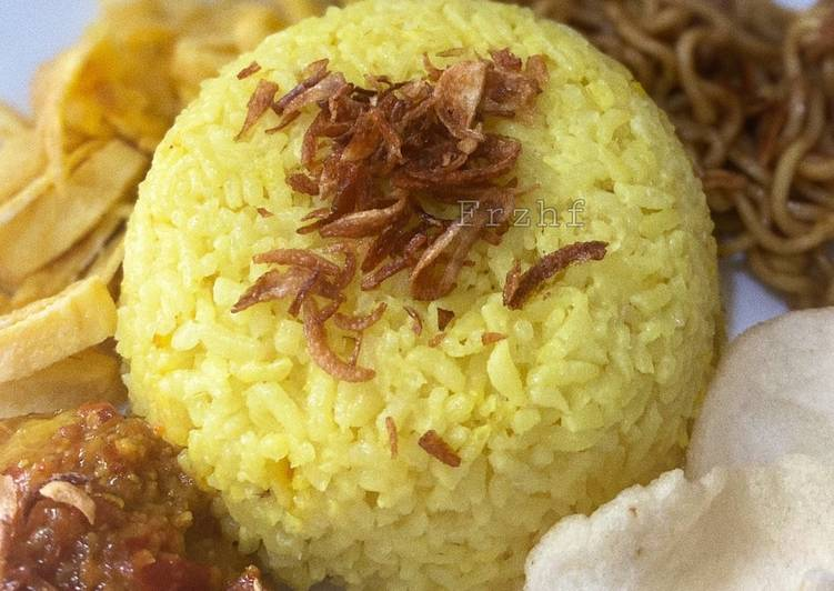 Nasi Kuning Magic Jar