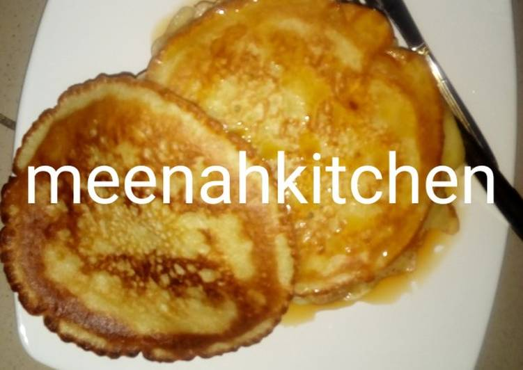 Step-by-Step Guide to Make Favorite Pancake