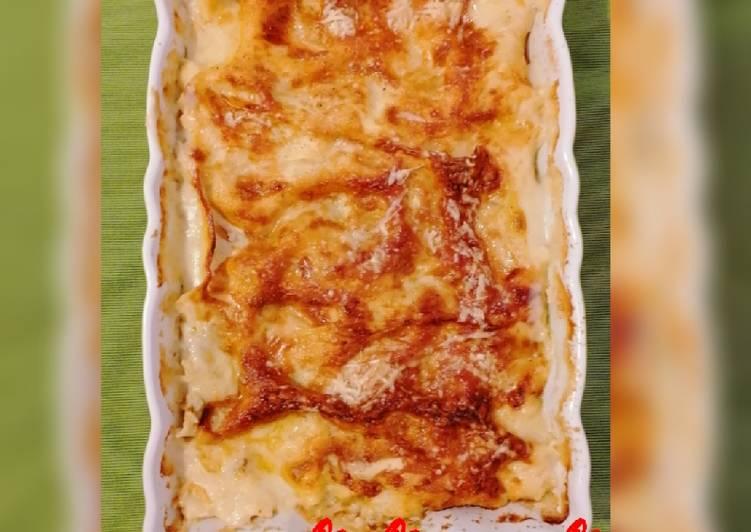Recipe: Perfect Lasagne light agli asparagi