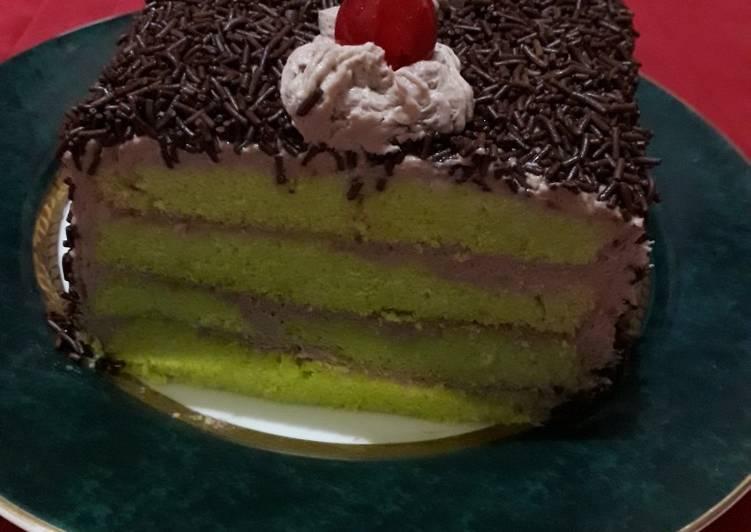 4# Ice Milo Cake