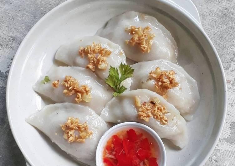 Resep Choi pan / Chai kwe oleh Merie Prayatna Mazrial - Cookpad