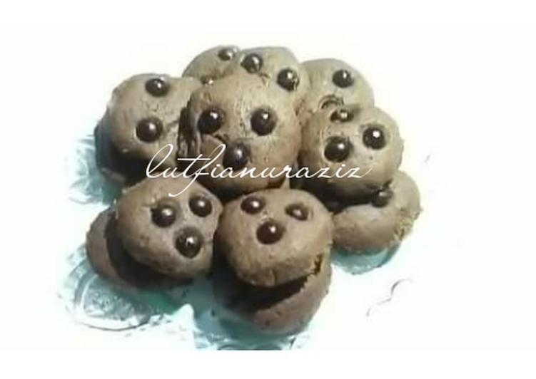 Cookies coklat goodtime (magic com)