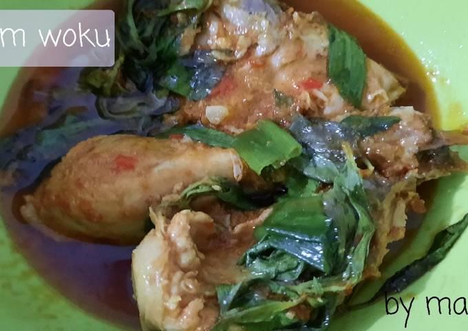 Resep Ayam woku kemangi Anti Gagal