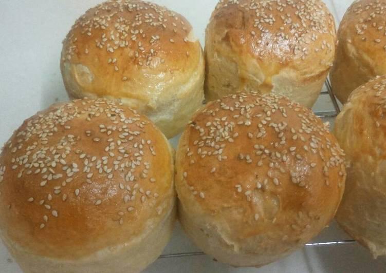 How to Prepare Quick Bun bread