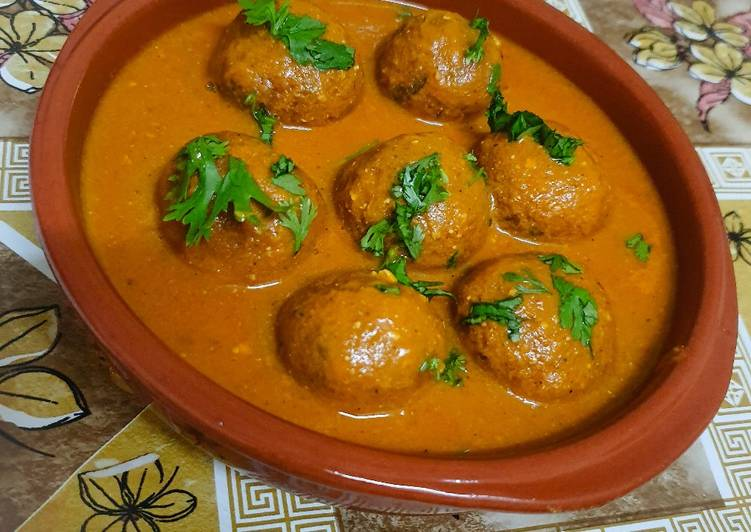 Cauliflower kofta curry, Coconut Oil Is A Fantastic Product And Can In Addition Be Beneficial For Your Health