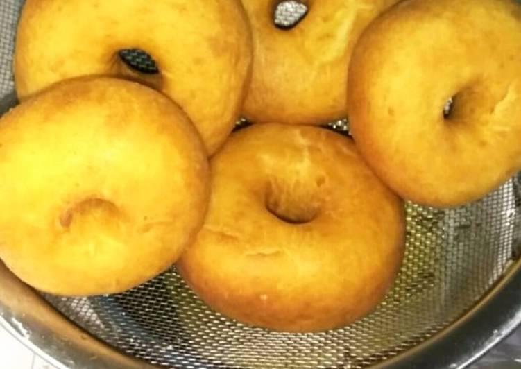 Resep Donat kentang simple, Menggugah Selera
