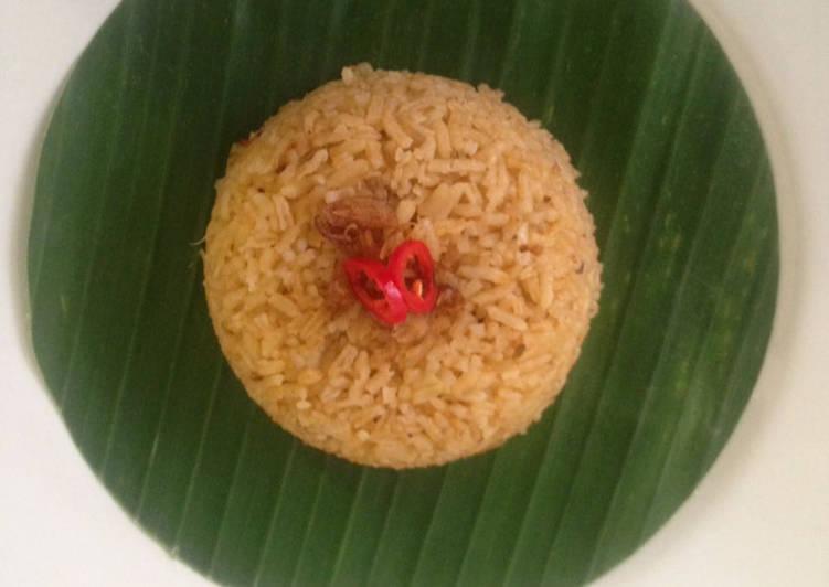Nasi Minyak