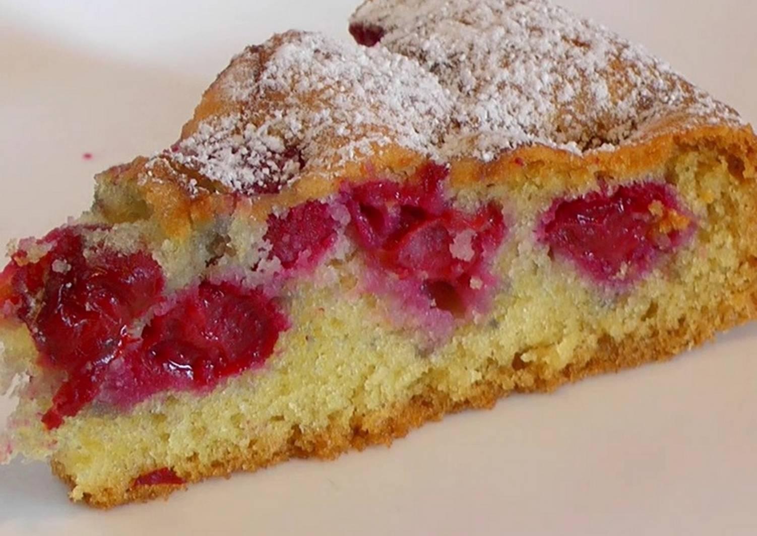 сива одно вишневый пирог рецепт простой с фото говоря