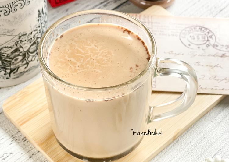 Teh susu kayu manis (daalacheenee chay)