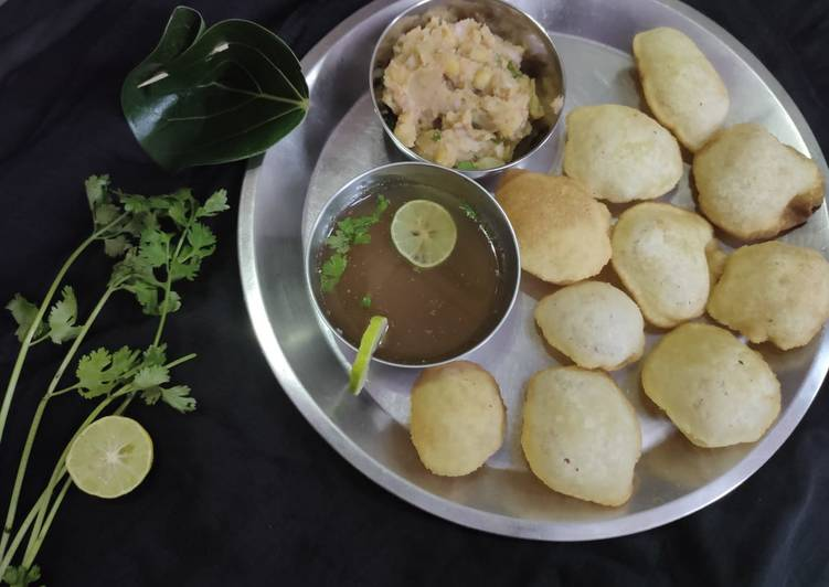 Living Greener for Greater Health By Consuming Superfoods Puchka /pani puri / golgappa