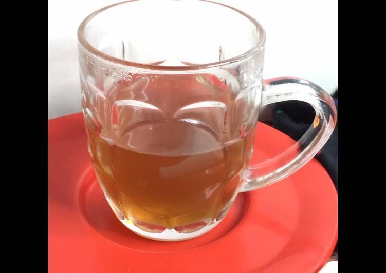 Honey Basil Tea