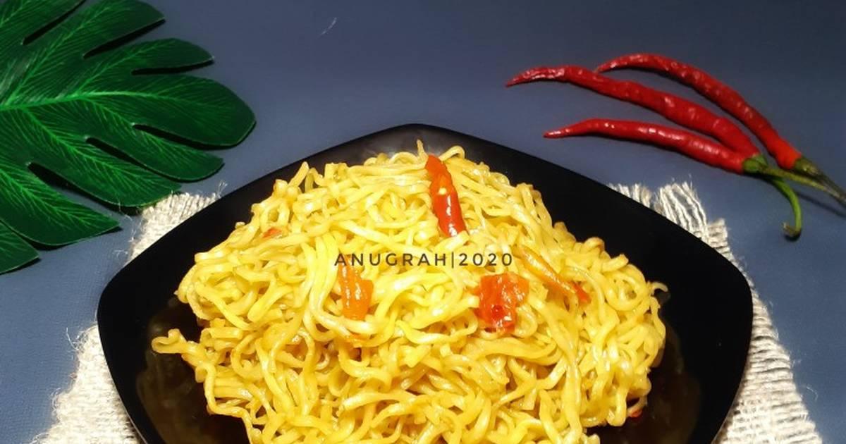 1 545 Resep Mie Goreng Bumbu Uleg Enak Dan Sederhana Ala Rumahan Cookpad