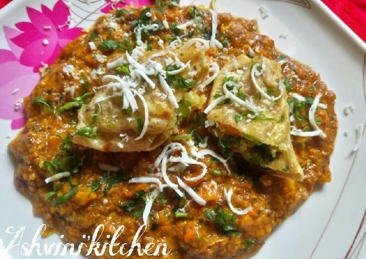 Recipe of Perfect Veg patiala recipes