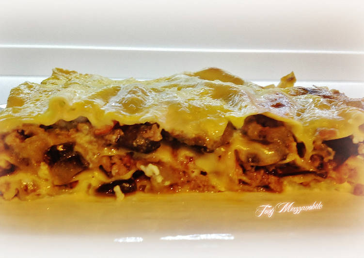 Easiest Way to Cook Yummy Lasagne al forno alla moussaka