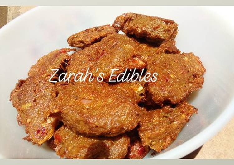 Try Using Food to Boost Your Mood Yam Fritters