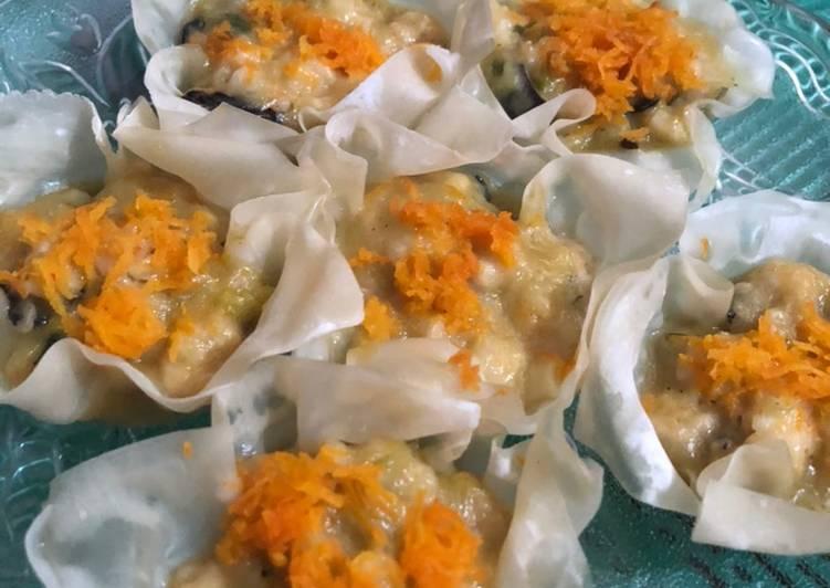 Somay ayam udang - cookandrecipe.com