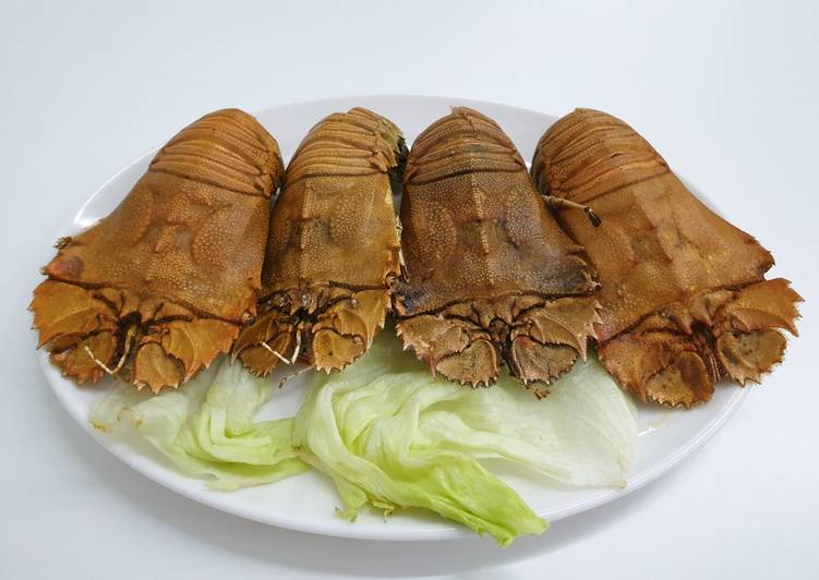 Easiest Way to Cook Tasty Deep Fried Crayfish 炸虾婆