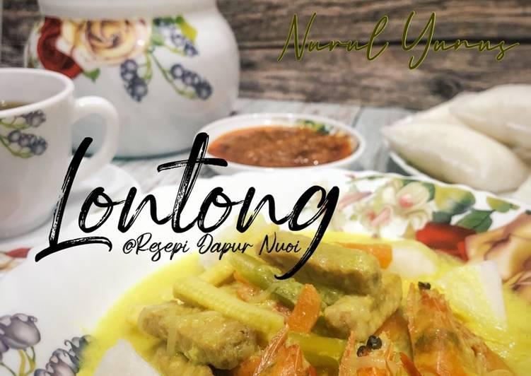 Resepi Lontong 😋🤤 - velavinkabakery.com