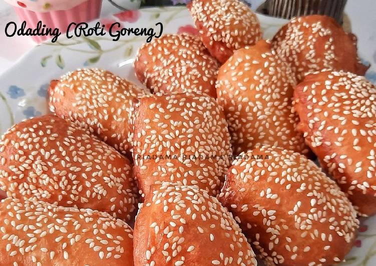 Odading / Roti Goreng