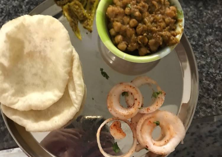 10 Minute Dinner Ideas Favorite Chole Bhature