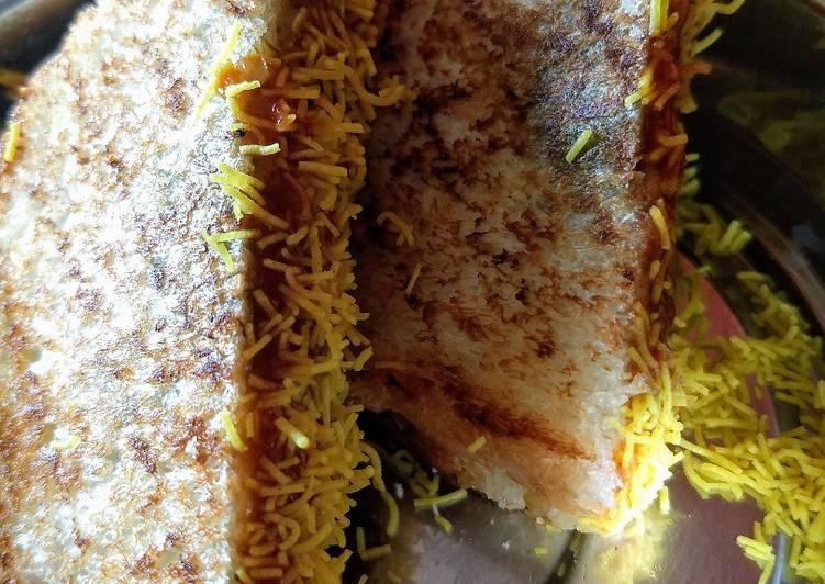 25 Minute Easiest Way to Prepare Award Winning Masala sandwich