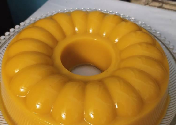 Puding Labu Kuning / Waluh