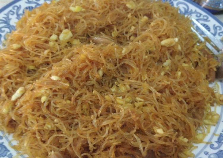 Bihun Goreng simple