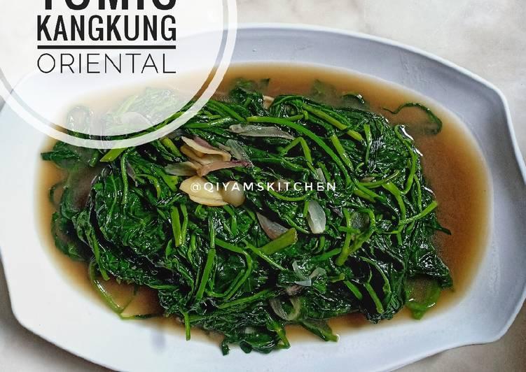 Tumis Kangkung Oriental