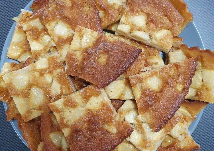 Comment faire Préparer Parfait Gâteau aux pommes